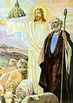 jesus-and-a-shepherd