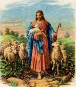 Jesus-the-Shepherd