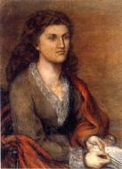 woman representing church