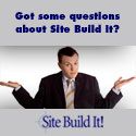 Site Build It! Questions